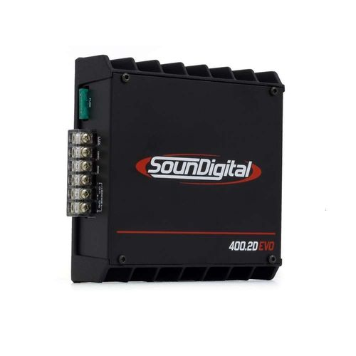 SounDigital SD400.2D EVO2 2 ohm