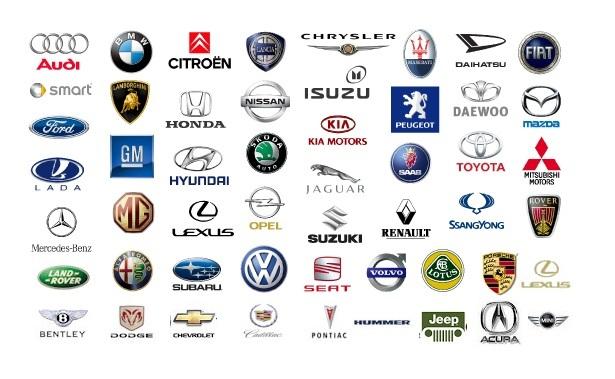 Automerkit Ja Logot